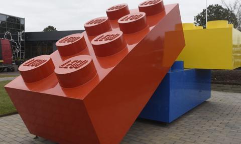 Lego zwolni 1400 pracowników. Pierwszy spadek sprzedaży od 10 lat