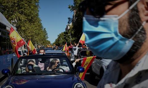 Liczba bezrobotnych w Hiszpanii przekroczyła 4 miliony