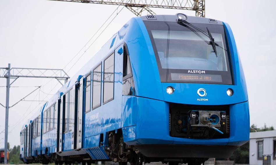 Pierwszy na świecie pasażerski pociąg wodorowy może być produkowany w Polsce