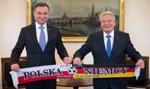 Rozpoczęła się wizyta prezydenta Niemiec w Warszawie