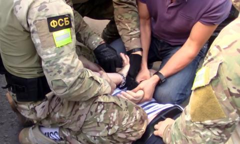 Rosyjska FSB zatrzymała konsula Ukrainy