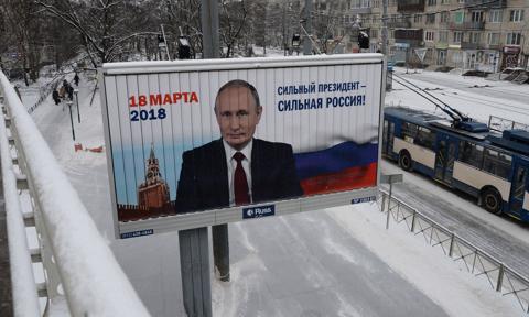 W niedzielę, w 4. rocznicę aneksji Krymu, Rosja wybiera prezydenta