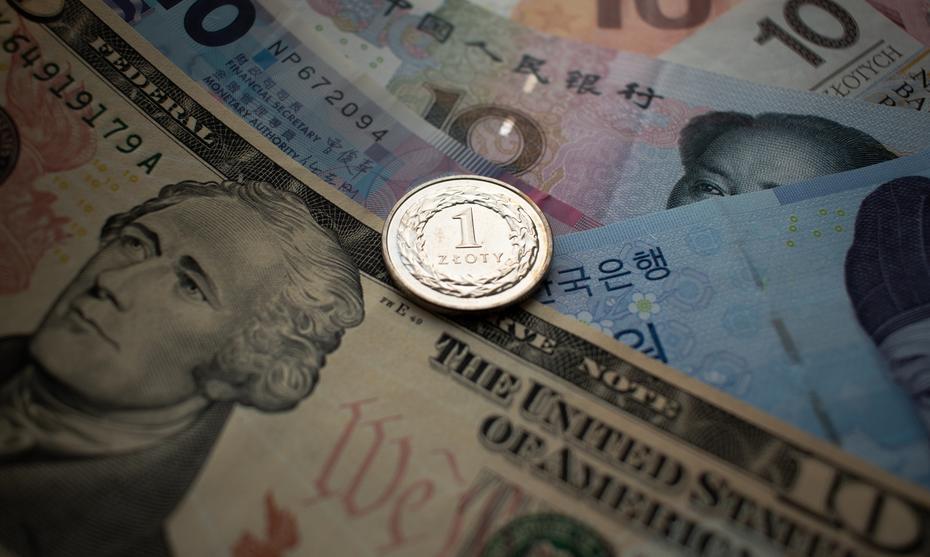 Kurs euro powyżej 4,60 zł. Złoty pozostaje bardzo słaby