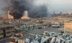 Liban: silna eksplozja w Bejrucie