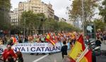 W Barcelonie wielotysięczny marsz poparcia dla jedności Hiszpanii