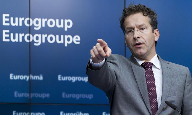 Przewodniczący Eurogrupy Jeroen Dijsselbloem