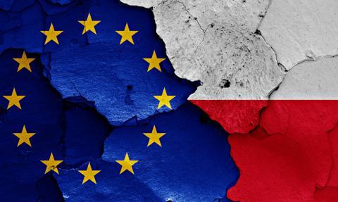 Polska poza czołówką wzrostu PKB w UE