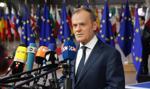 Tusk: Brexit bez żadnej umowy jest nie do zaakceptowania