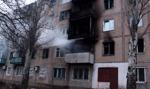 Miasta bez wody i prądu, ludzie w piwnicach. Wojna na Ukrainie z bliska