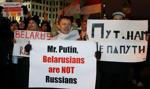 W Mińsku kolejny protest przeciwko integracji z Rosją