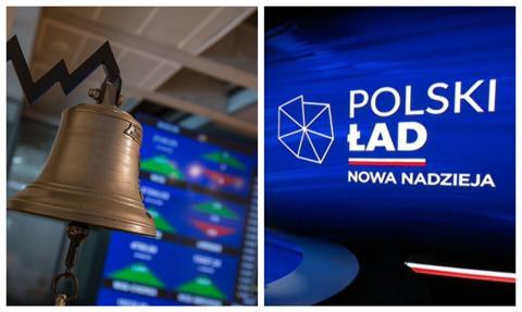 Polski Ład - te branże z GPW mogą skorzystać