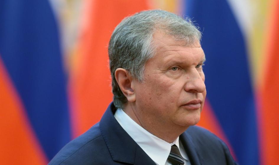 """Szef Rosnieftu ostatecznie wygrał proces z gazetą """"Wiedomosti"""""""