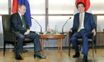 Premier Japonii: Wspólnie z Putinem podpiszemy traktat pokojowy