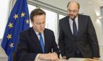 Europejska ofensywa Camerona