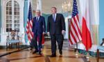 Pompeo: W działaniach ws. pokoju na Bliskim Wschodzie nie chodzi o świadczenie sobie przysług, to w interesie Polski