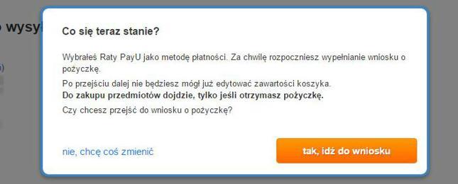 Testujemy Raty Zero Procent Na Allegro Recenzja Bankier Pl Bankier Pl