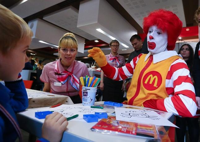 Restauracja McDonald's podała gościom paluszki z mozzarellą... bez mozzarelli