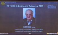 Nobel ekonomiczny dla Angusa Deatona