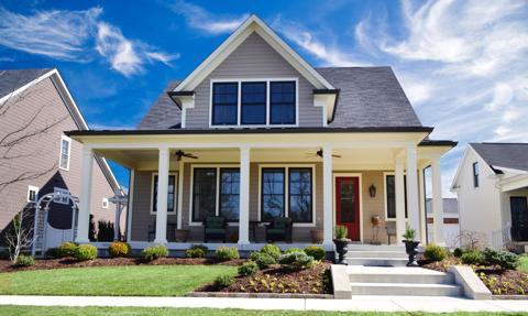 Rekordowo wysokie ceny domów w USA
