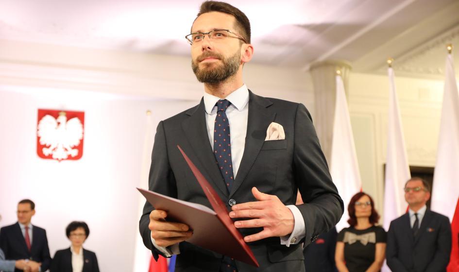 Fogiel: Premier i Ziobro mówią jednym głosem, Gowin z nieco inną wrażliwością