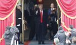 S&P500: inauguracja Trumpa najlepsza od czasów Kennedy'ego