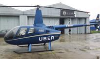 Zamów helikopter przez Ubera