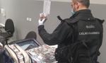 Narkotyki, markowa odzież czy tytoń. Na warszawskim lotnisku zatrzymano towary warte ponad 1,5 mln zł w I kw.