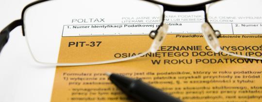 Zmiany w podatkach na rok 2014