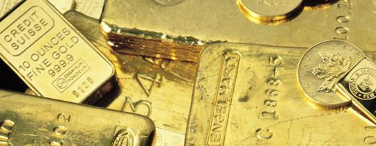 złoto sztabki sztaby
