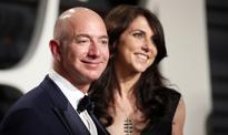 Była żona Bezosa najbogatszą Amerykanką