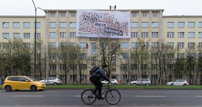 Akcja Greenpeace: cała Puszcza Białowieska parkiem narodowym