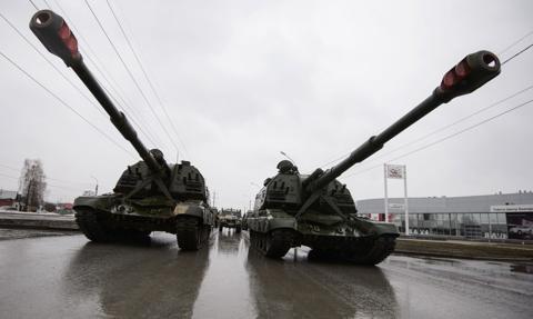 Szef RBNiO: Rosyjskie wojska mogą wkroczyć na Białoruś po 1 listopada