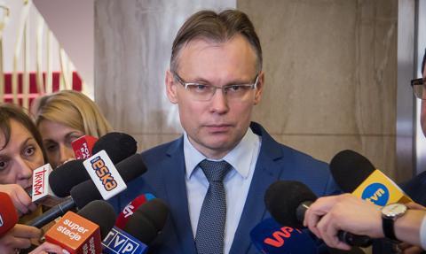Mularczyk: Do TK trafił wniosek ws. immunitetu obcych państw przed sądami krajowymi