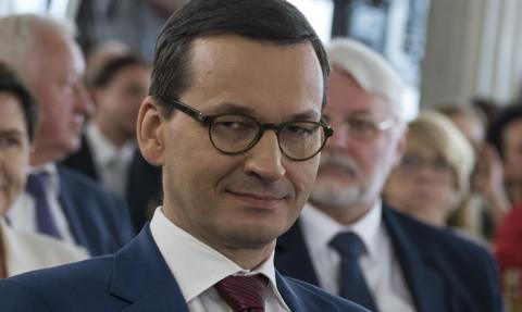 Morawiecki: Na zaostrzenie celów klimatycznych na razie nie dajemy zgody