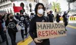 Protestujący na ulicach Kuala Lumpur wzywają rząd do dymisji
