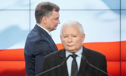 Kaczyński o sporze Polski z Unią: nie damy się terroryzować pieniędzmi