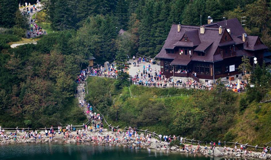 ZUS: 1,4 tys. przedsiębiorców i organizacji zgłosiło się do programu Polski Bon Turystyczny