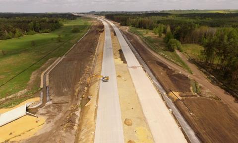 GDDKiA: Intercor zbuduje fragment A2 między Siedlcami a Białą Podlaską