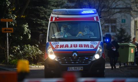 Ponad 12 tys. nowych zakażeń. W szpitalach przebywa prawie 20 tys. osób