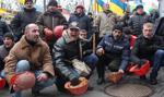 Ukraina: górnicy zablokowali dojazd do przejścia granicznego z Polską