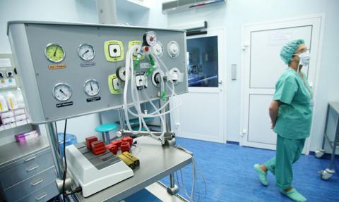 Brak anestezjologa? Już są chętni z Białorusi i Ukrainy