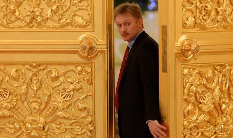 Kremlowski rzecznik z bardzo drogim zegarkiem