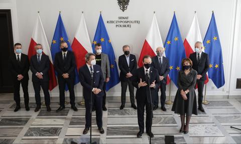 Marszałek Grodzki powołał Radę Gospodarczą