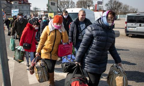 Imigrantki z Ukrainy boleśnie odczuły skutki pandemii