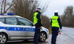 Policja skontroluje kierowców na A1
