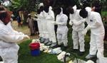 Liberia: Bunt w centrum leczenia Eboli