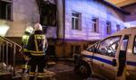 Pożar w hospicjum w Chojnicach. Cztery ofiary śmiertelne, wielu rannych