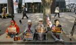 Korea Płd.: Konserwatyści protestują przeciwko szczytowi z Koreą Płn.