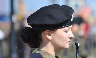 Brytyjska armia jest gotowa przyjąć kobiety