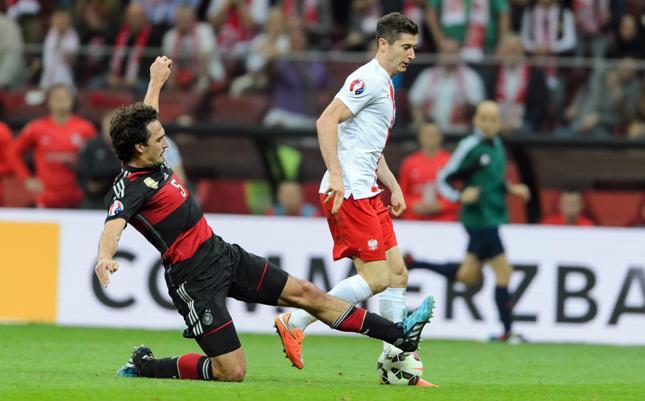 16 czerwca Polska i Niemcy zmierzą się w drugiej kolejce fazy grupowej na Euro 2016